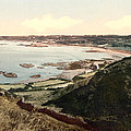 Guernsey - Rocquaine Bay - Channel Islands - England by International Images