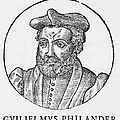 Guillaume Philandrier, French Humanist by Middle Temple Library