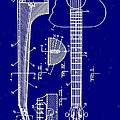 Gibson Guitar Truss Rod Patent 1923 by Bill Cannon