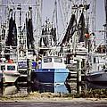 Gulf Boats by Karen Cooper