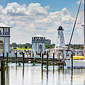 Gulfport Harbor by Joan McCool