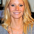 Gwyneth Paltrow At In-store Appearance by Everett