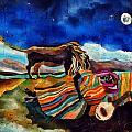 Gypsy Tribute To Henri Rousseau by Sandra Kern