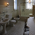 Haas Lilienthal House Victorian Bath - San Francisco by Daniel Hagerman