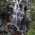 Hadlock Falls Acadia by Rick Berk