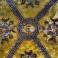 Hagia Sophia Ceiling by Sarah E Ethridge