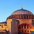Hagia Sophia In Istanbul by Artur Bogacki