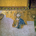 Hagia Sophia: Mosaic by Granger