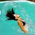 Hair Fling by Kaye Menner
