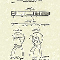 Hair Growth System 1903 Patent Art by Prior Art Design
