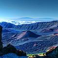 Haleakala Crater 1 by Ken Smith