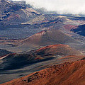 Haleakala Volcano by C Sitton