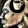 Half Cup Of Stupidity by Paulo Zerbato