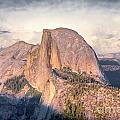 Half Dome Portrait by Susan Cole Kelly