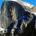 Half Way Half Dome by Phil Cappiali Jr