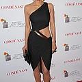 Halle Berry Wearing A Halston Dress by Everett