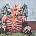 Halloween In Alameda by Nimmi Solomon