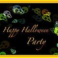 Halloween Party by Debra     Vatalaro