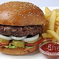 Hamburger  by Ilan Amihai