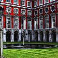 Hampton Court Palace by Kathleen K Parker