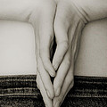 Hands And Jeans by Christopher Kulfan