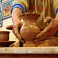 Hands Of The Potter by Laurel Talabere