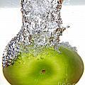 Handy Green Apple by Lloyd Alexander