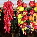 Hanging Food by Marilyn Hunt