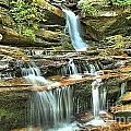 Hanging Rock Cascades by Adam Jewell