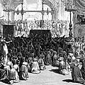 Hannukah Celebration, 1880 by Granger