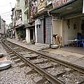 Hanoi Daily Life by Shaun Higson