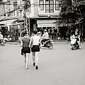 Hanoi Girls by Shaun Higson
