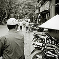 Hanoi In Vietnam by Shaun Higson