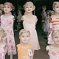 Hanoi Mannequins by Shaun Higson