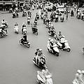 Hanoi Traffic by Shaun Higson