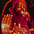 Hanuman The Monkey King by Naresh Ladhu