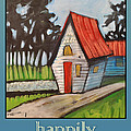 Happily Ever After Stonewall Cottage by Tim Nyberg