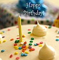 Happy Birthday by Diana Haronis