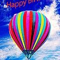 Happy Birthday by Lizi Beard-Ward