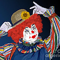 Happy Clown by Methune Hively