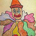Happy Clown by Robyn Louisell