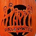 Happy Halloween by LeeAnn McLaneGoetz McLaneGoetzStudioLLCcom