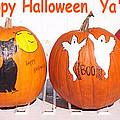 Happy Halloween  Yall by Julie Brugh Riffey