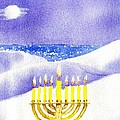 Happy Hanukkah by Joseph Gallant