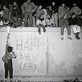 Freedom At The Berlin Wall by Shaun Higson