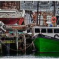 Harbor Dock by Richard Bean