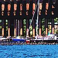 Harbor Docks by Phil Perkins