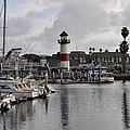 Harbor Lighthouse by Bridgette Gomes