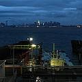Harbor Morn by Robert McCulloch