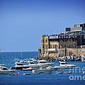Harbor - North Coast Of Spain by Mary Machare